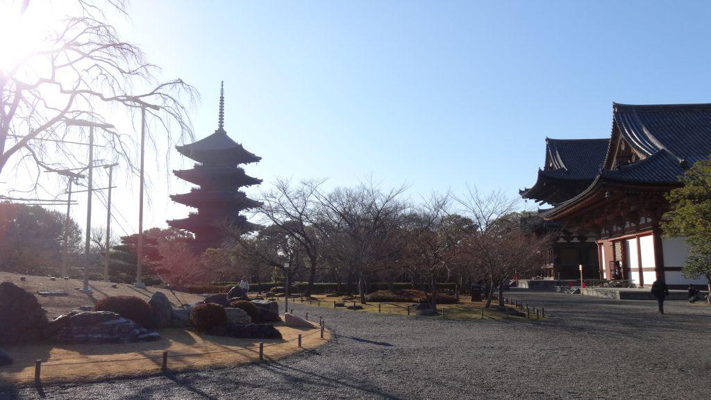 世界文化遺産 東寺