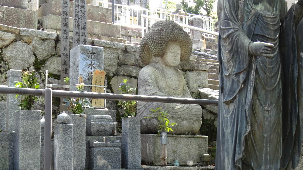 アフロヘア仏像で話題~金戒光明寺