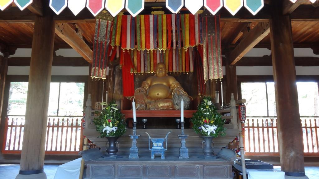 萬福寺 布袋尊