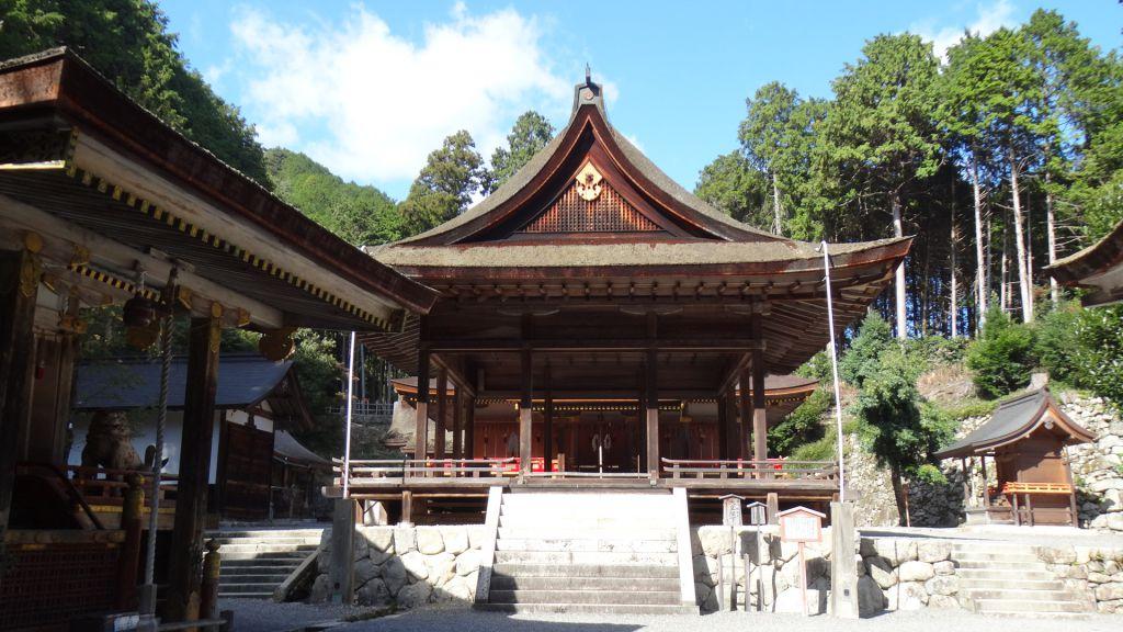 日吉大社 東本宮