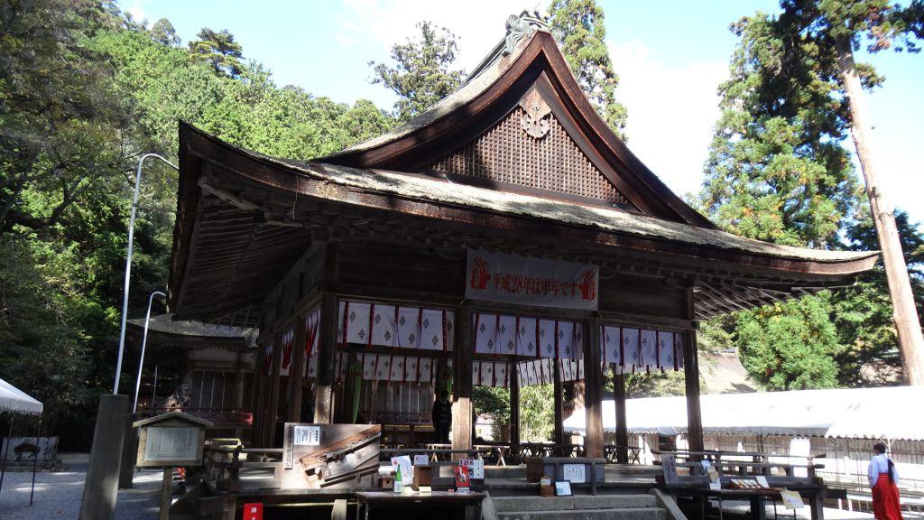日吉大社 西本宮