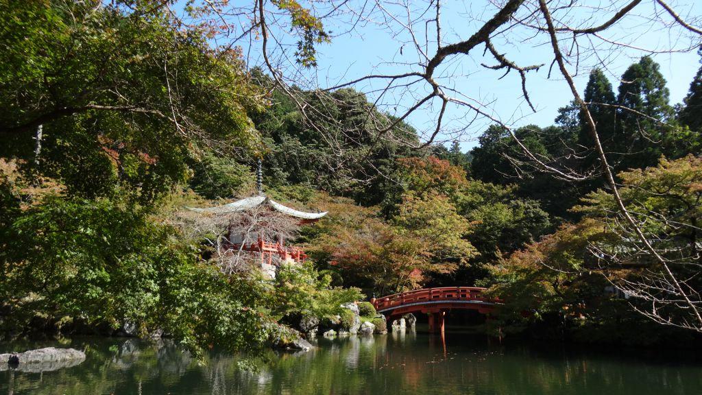 世界文化遺産 醍醐寺