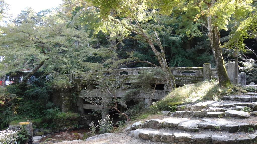 日吉大社 大宮橋