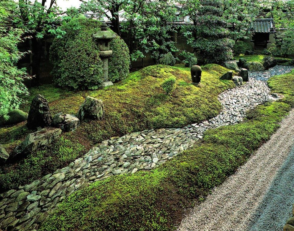 真如院庭園