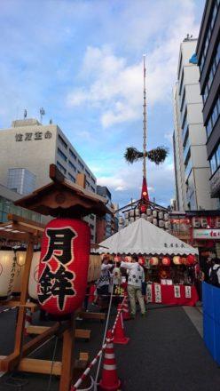 祇園祭2016 前祭