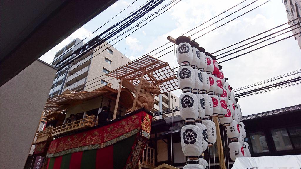 祇園祭2016 後祭