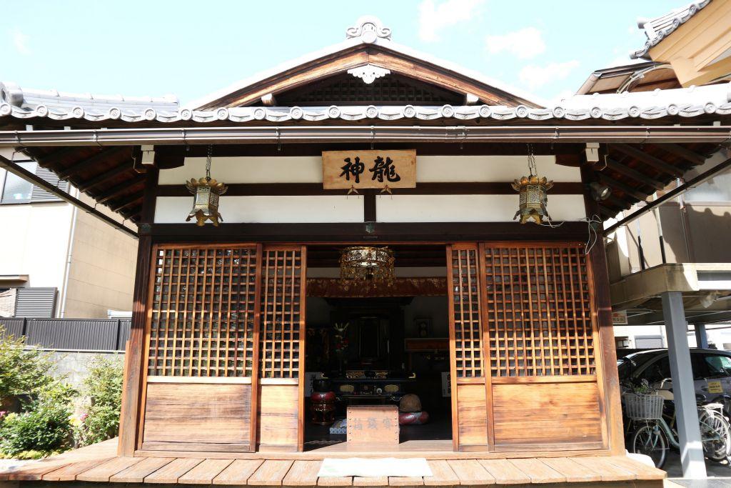 福田寺 龍神堂