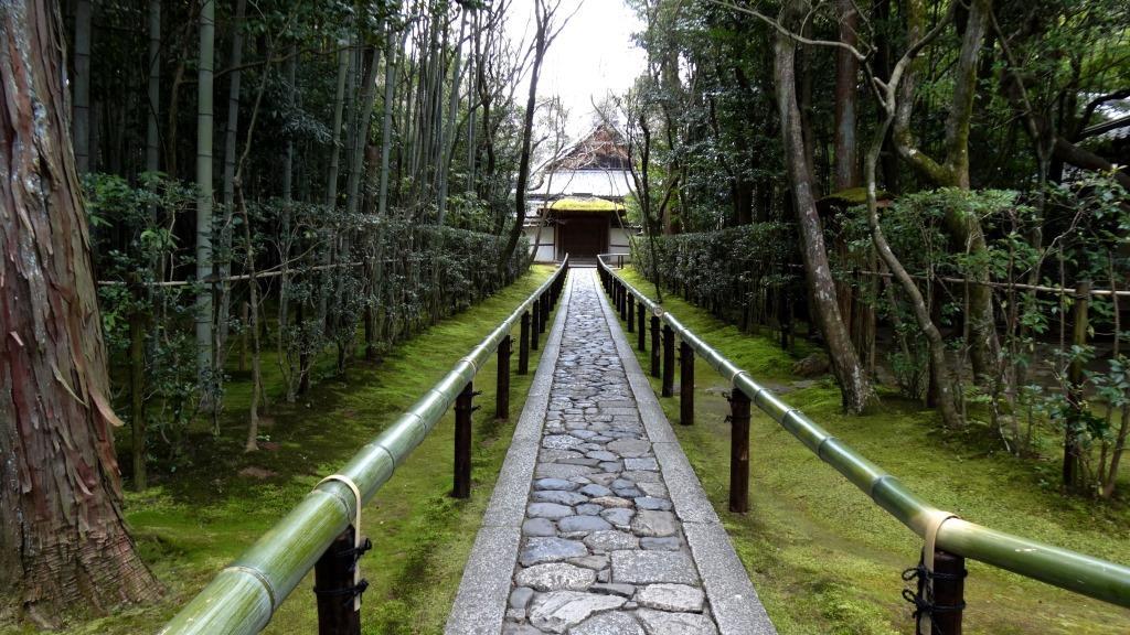 大徳寺塔頭 高桐院