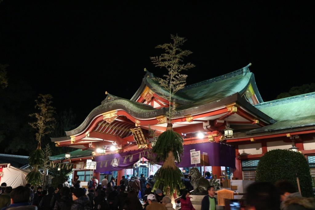 西宮えびす神社 本殿
