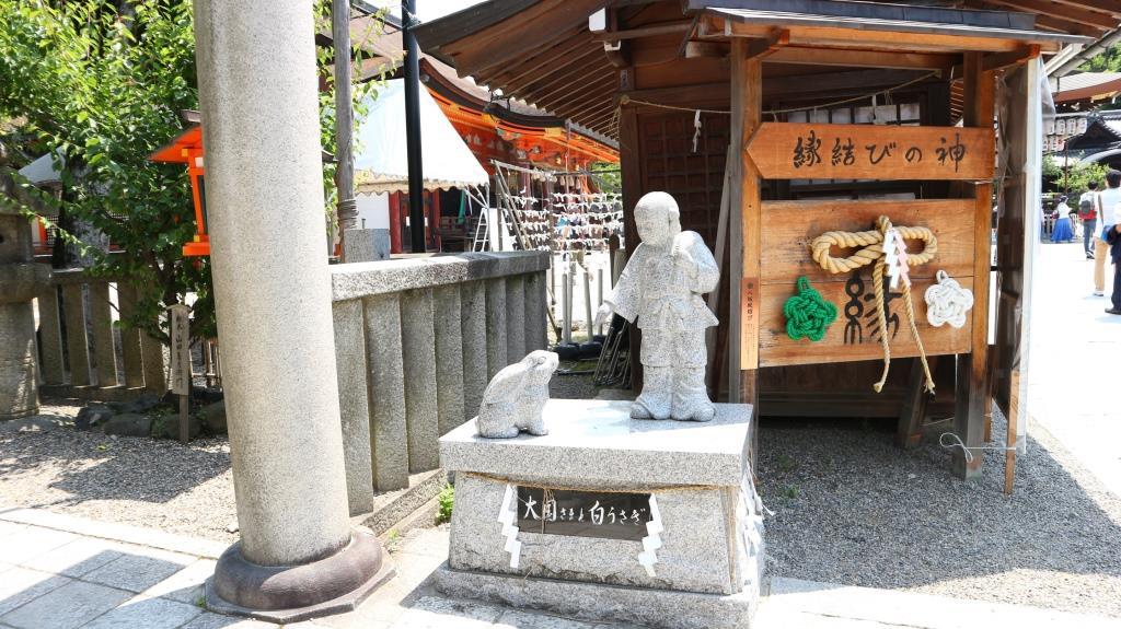 八坂神社 大国主社