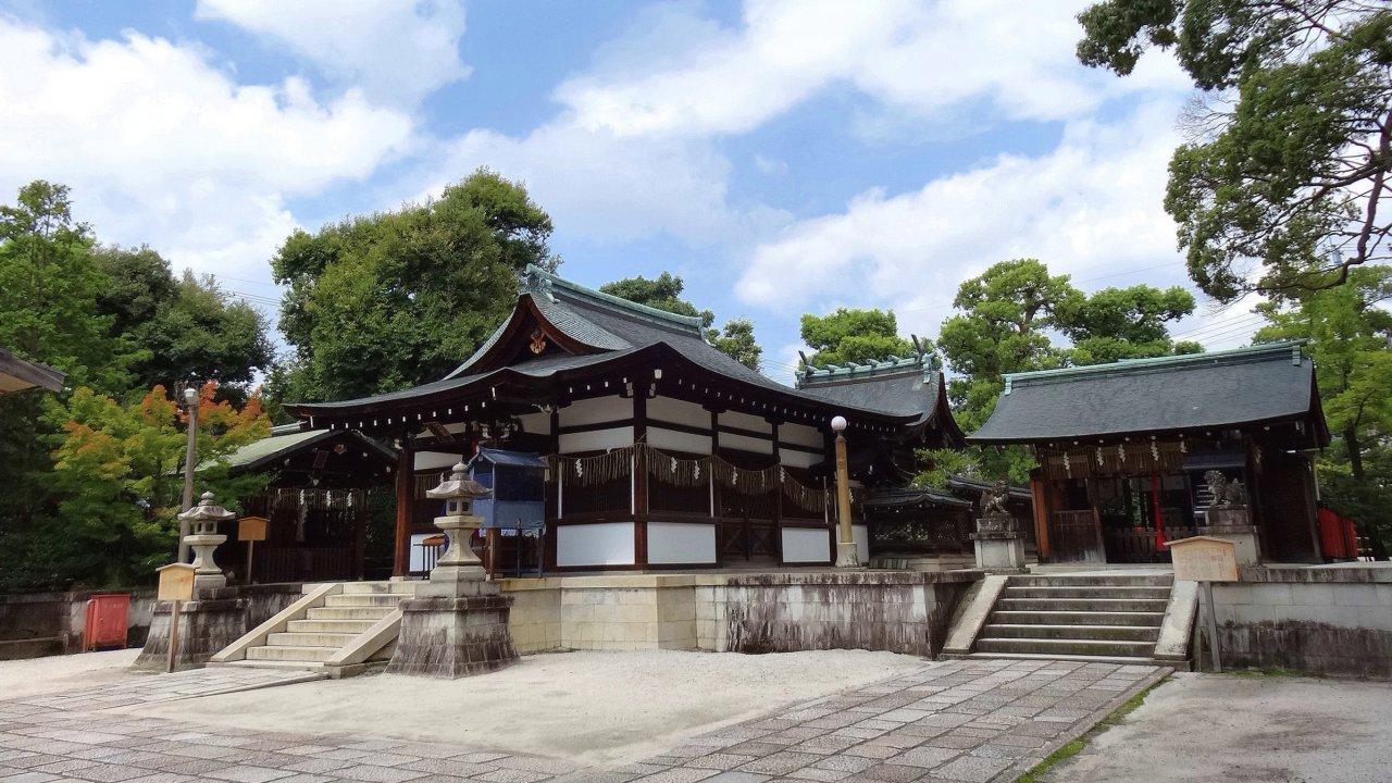 わら天神宮 敷地神社
