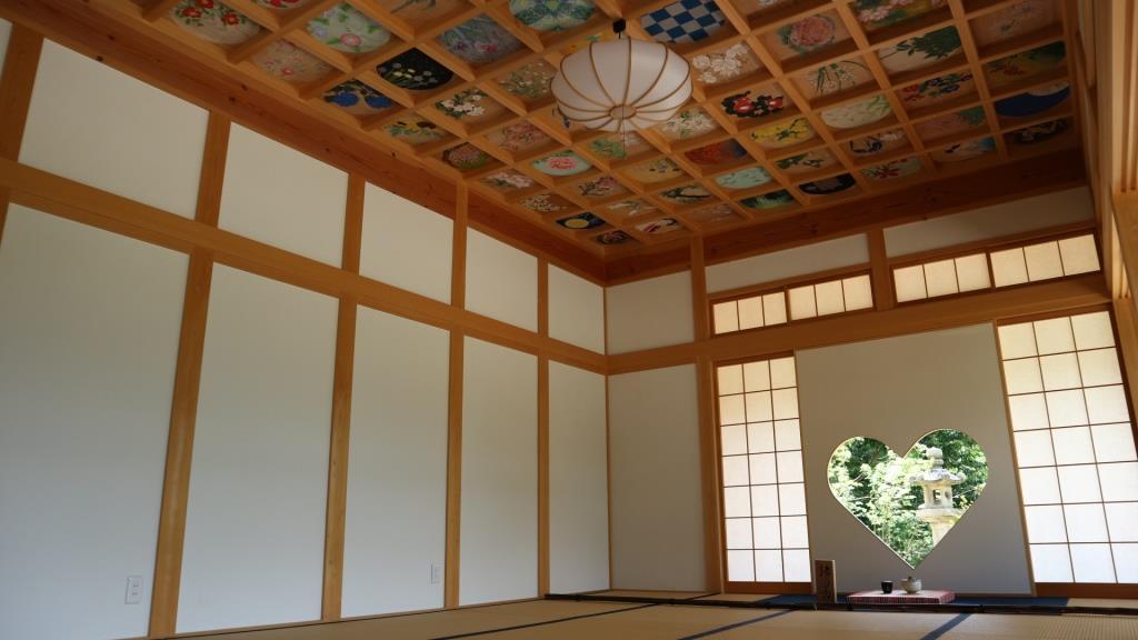 正寿院 天井画