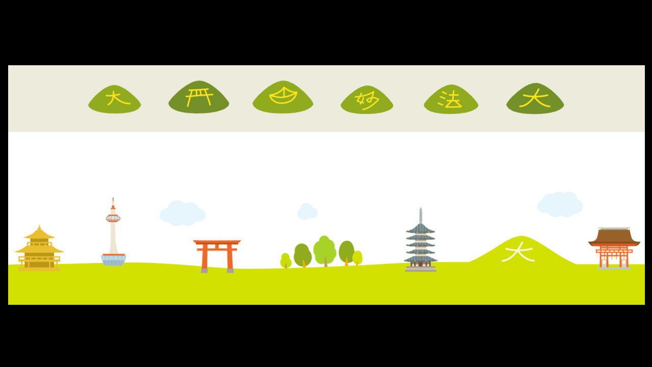京都の神社仏閣・おススメまとめSP