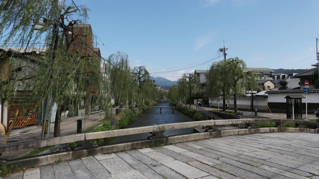 白川一本橋