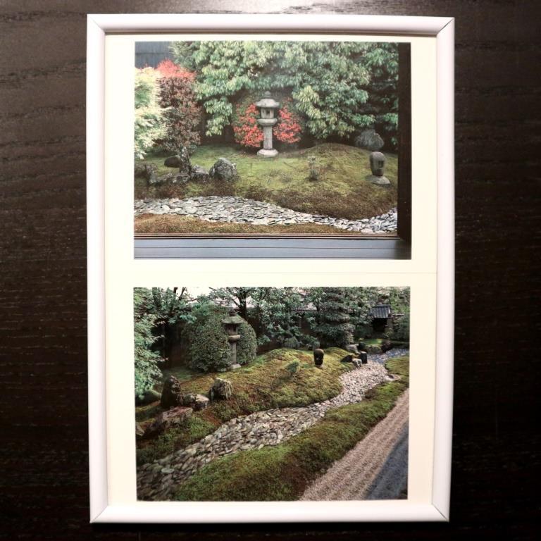 真如院庭園 ポストカード