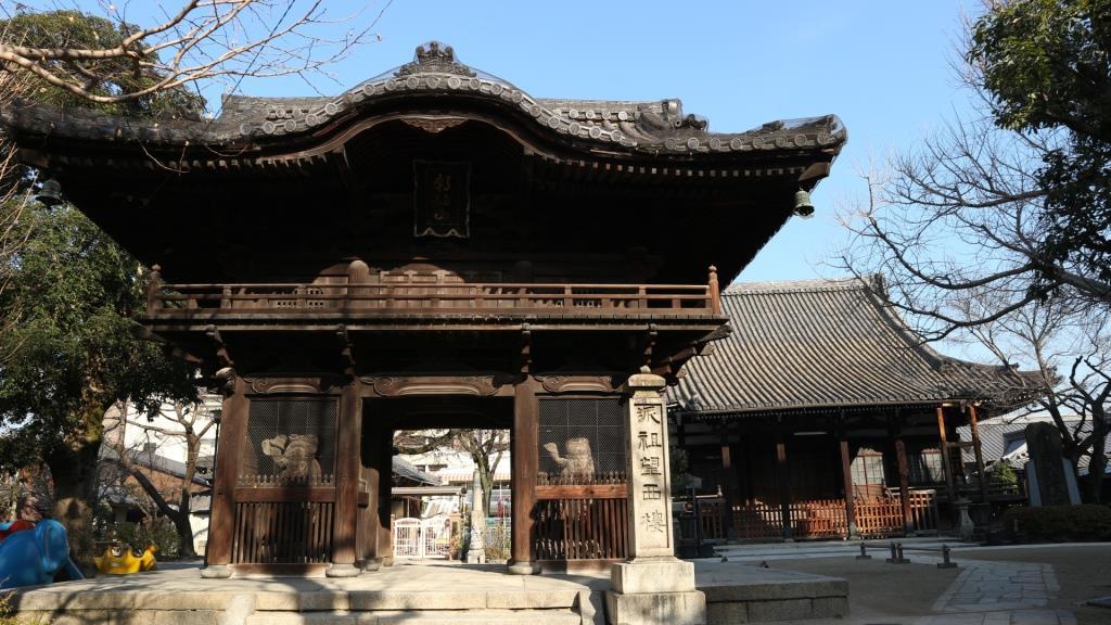 檀王法林寺