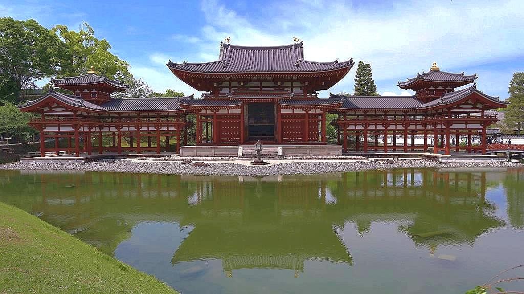 世界文化遺産 平等院 鳳凰堂