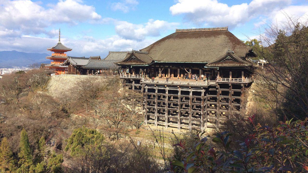 世界文化遺産 清水寺